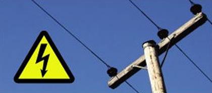 SISTEMA DE DETECÇÃO CONTRA ENERGIAS PERIGOSAS  PARA CAMINHÕES BASCULANTES;TIPPER TRUCKS ; SISTEMAS TELESCÓPICOS , VEÍCULOS PLATAFORMAS ; GUINDASTES