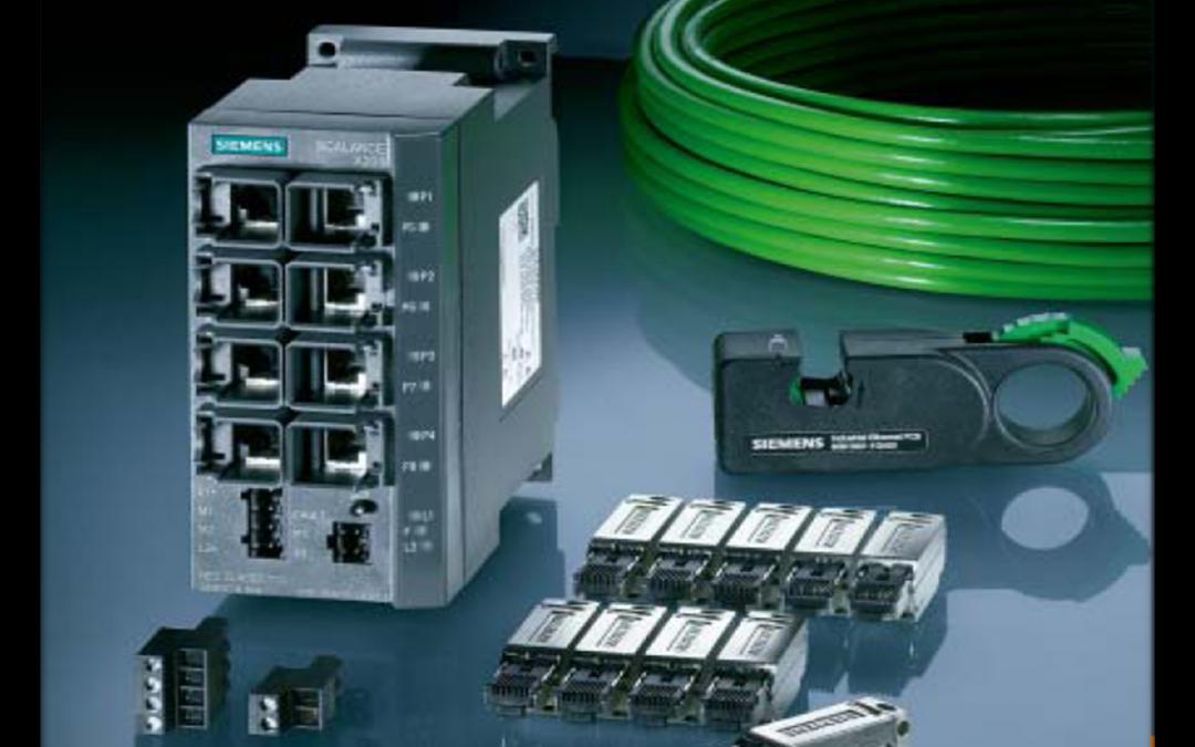 Elementos Passivos da Rede Ethernet Industrial – Introdução