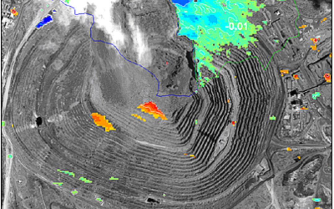** Interferometria em Radar de Abertura Sintética – Atividades de Mineração – Benefícios