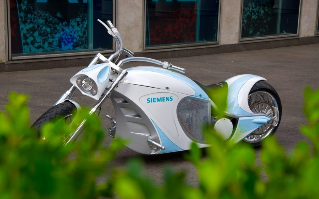 PRIMEIRA MOTO CHOPPER SMART – SIEMENS E ORANGE COUNTY CHOPPERS