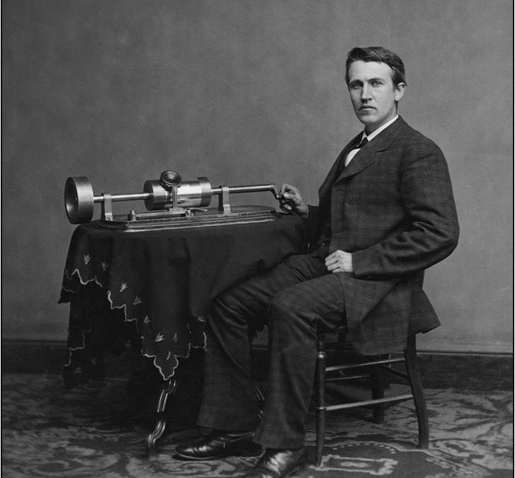 Homenagem – Thomas Alva Edison
